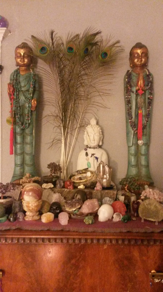 A shrine of peace